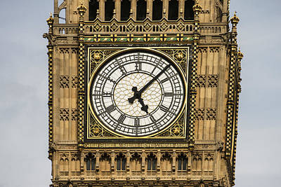 Photograph - Big Ben by Suanne Forster