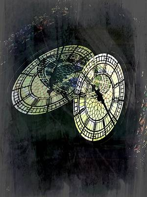 Photograph - Big Ben Variations by Dorothy Berry-Lound