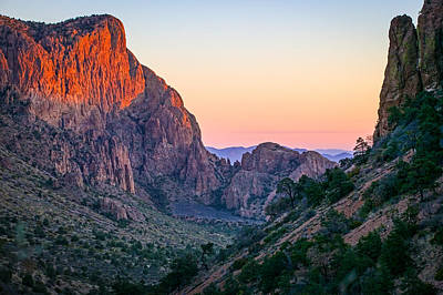 Photograph - Big Bend Dawn by Randy Green