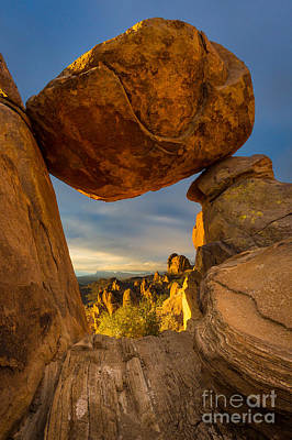 Grapevine Photograph - Big Bend Portal by Inge Johnsson