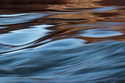 Photograph - Big Bend Rapid by Deborah Hughes