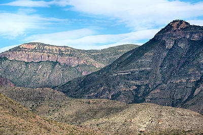 Photograph - Big Bend Vista by Rospotte Photography