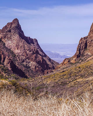 Photograph - Big Bend Window To Mexico  by Adam Reinhart