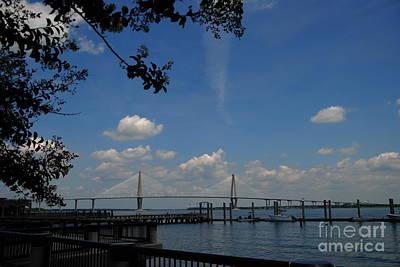 Photograph - Big Bridge Arthur Revenel Jr  by Jacqueline M Lewis