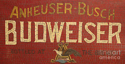 Busches Painting - Big Bud by D Harmon