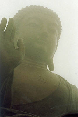 Photograph - Big Buddha No. 15-1 by Sandy Taylor