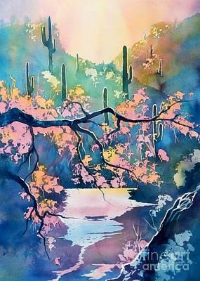 Painting - Big Bug Creek by Robert Hooper