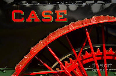 Photograph - Big Case Wheel by Paul W Faust -  Impressions of Light