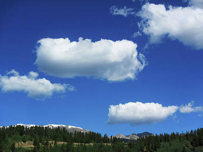 Photograph - Big Clouds by Marilyn Hunt