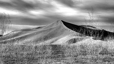 Photograph - Big Dune by Robert Melvin