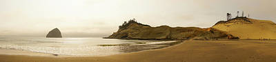 Photograph - Big Dunes Pacific City Oregon by Lawrence S Richardson Jr