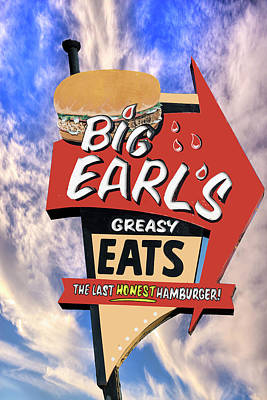 Photograph - Big Earls by Paul Wear