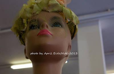 Beauty Photograph - Big Eyes by April Bielefeldt