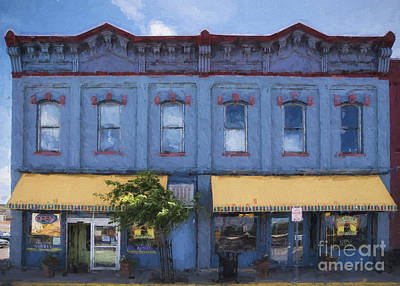 Big Hollow Food Coop Of Laramie Wyoming Art Print