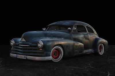 Classic Car.hot-rod Photograph - Big Hot Rod by Joachim G Pinkawa