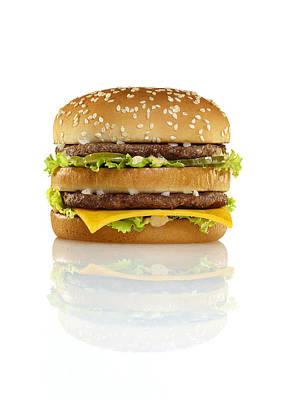 Photograph - Big Mac by Geoff George