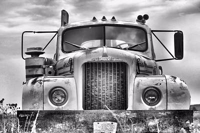 Photograph - Big Mack by Jacqui Binford-Bell