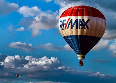 Photograph - Big Max Re Max by Bob Orsillo