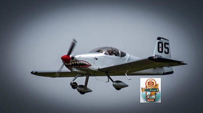 Photograph - Big Muddy Air Race Number 5 by Jeff Kurtz