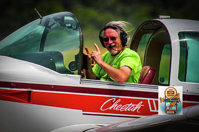 Photograph - Big Muddy Air Race Number 73 by Jeff Kurtz