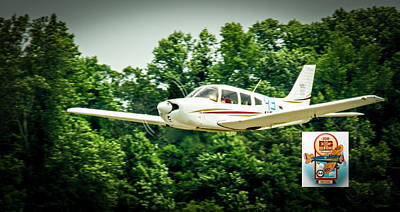 Photograph - Big Muddy Air Race Number 93 by Jeff Kurtz