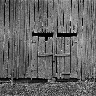 Photograph - Big Old Barn by Patrick M Lynch