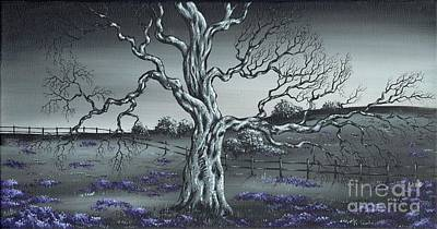 Painting - Big Old Tree by Kenneth Clarke