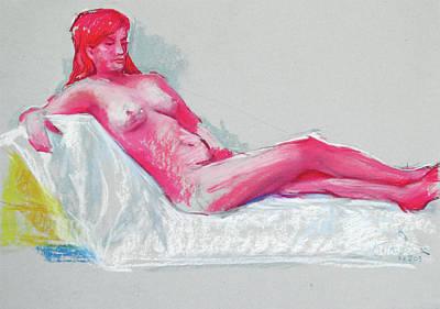 Pastel - Big Pink by Johannes Margreiter