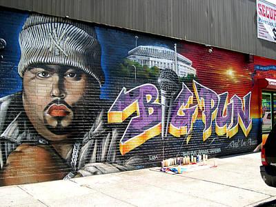 Big Pun Photograph - Big Pun Graffiti Tribute by Paul  Gerace