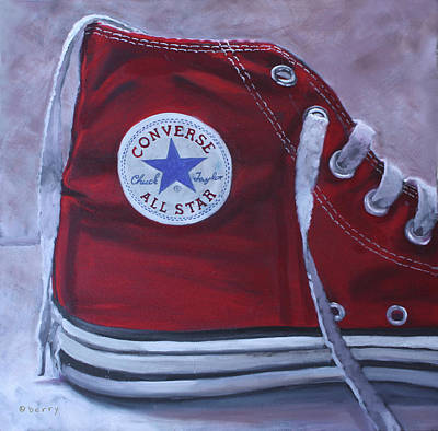 Big Red Original by Suzanne Berry