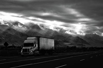 Photograph - Big Rig by Unsplash