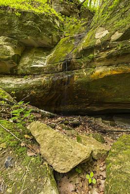 Wyalusing Photograph - Big Sand Cave 2 by John Brueske