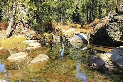 Photograph - Big Silver Creek Autumn by Sean Sarsfield