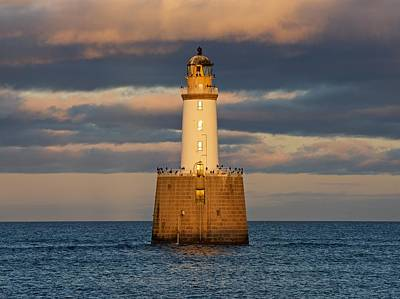 Photograph - Big Sky Above Rattray Head by Stephen Taylor
