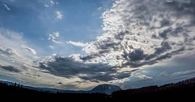 Photograph - Big Sky Bc by Ryan Heffron