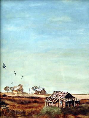 Painting - Big Sky by Bradley Kaskin