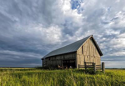 Farm Photograph - Big Sky Country by Matt Hammerstein