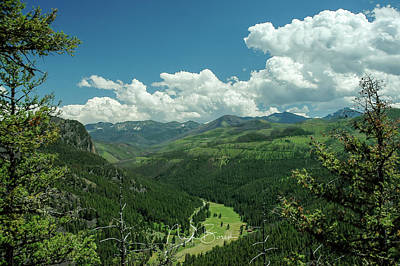 Photograph - Big Sky Country by Nick Boren