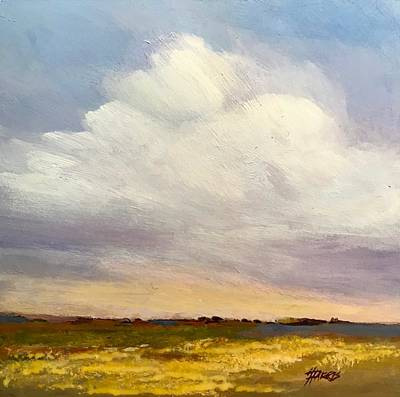 Painting - Big Sky by Helen Harris