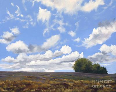 Big Sky Original by Julie  Peterson