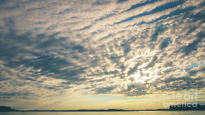 Photograph - Big Sky Over The Rideau Lakes by Cheryl Baxter