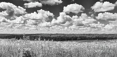 Photograph - Big Sky - Wisconsin  by Ricky L Jones