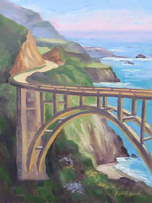 Big Sur Adventure, Bixby Bridge Original
