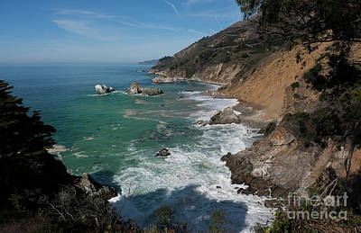 Photograph - Big Sur Coast by Glenn Franco Simmons