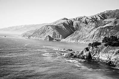 Pch Photograph - Big Sur Coast  by Scott Pellegrin