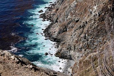 Photograph - Big Sur Coastline - 4 by Christy Pooschke