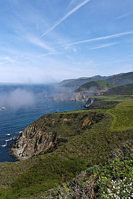 Photograph - Big Sur Coastline by Michele Myers