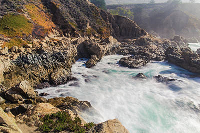 Photograph - Big Sur Coastline View Point by Jingjits Photography