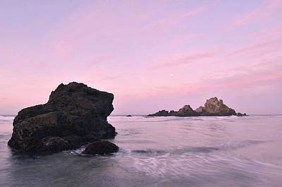 Pfeiffer Beach Photograph - Big Sur Dawn by Stephen  Vecchiotti