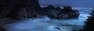 Photograph - Big Sur Night by Dustin LeFevre